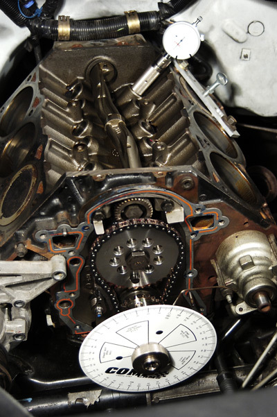 Building The Tom Henry RS Part Two: Heads And Valvetrain